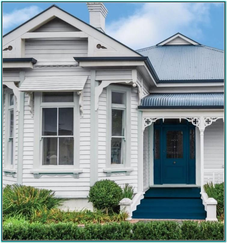 Grey Exterior Paint Colour Schemes Australia