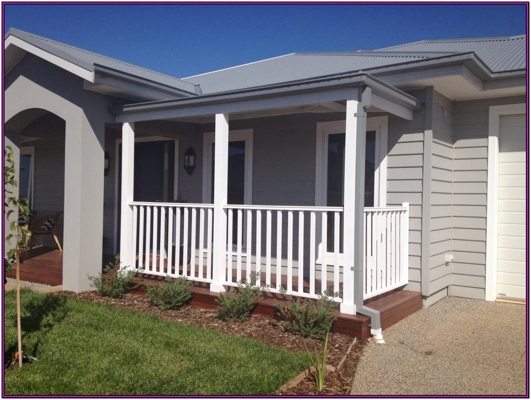 Grey Exterior Paint Schemes Australia