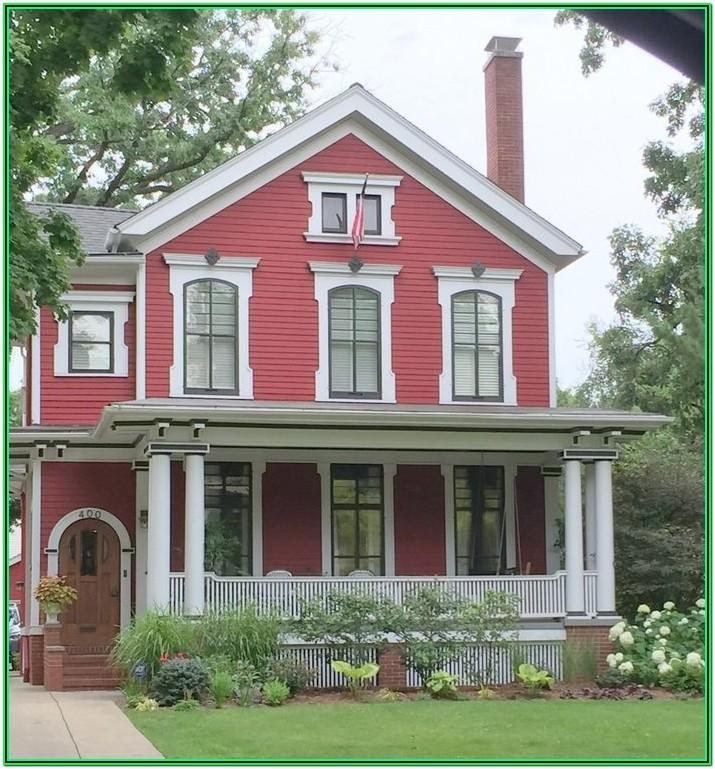 Historic Victorian Exterior Paint Colors