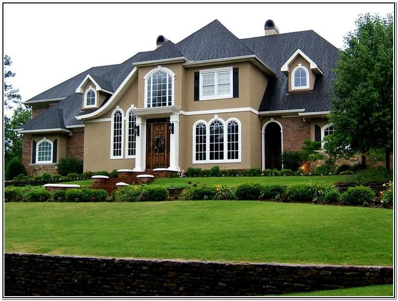 Home Exterior Painting Color Ideas