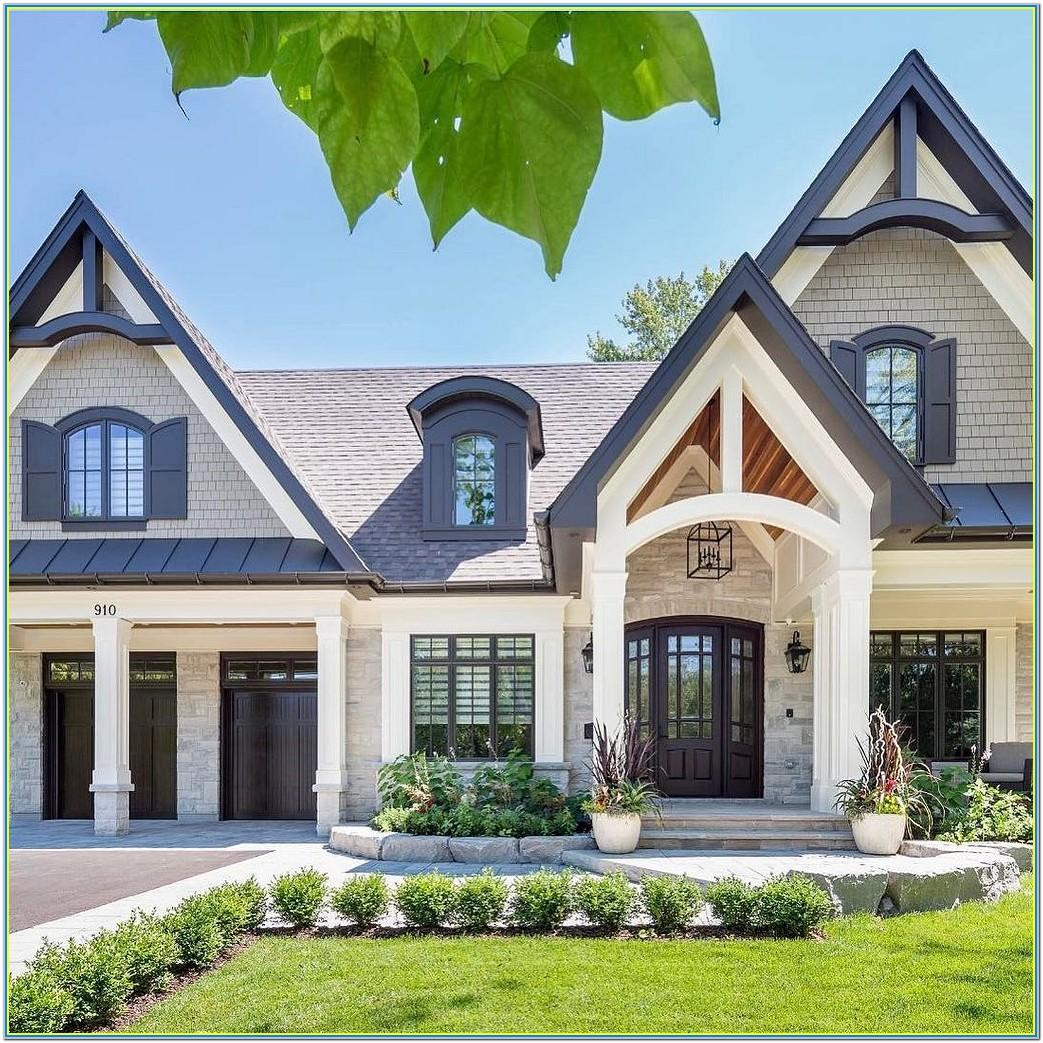house beautiful exterior paint colors