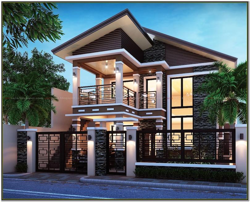 House Exterior Color Design Philippines