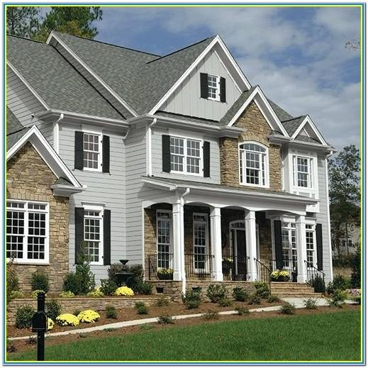 Indian Home Exterior Colors