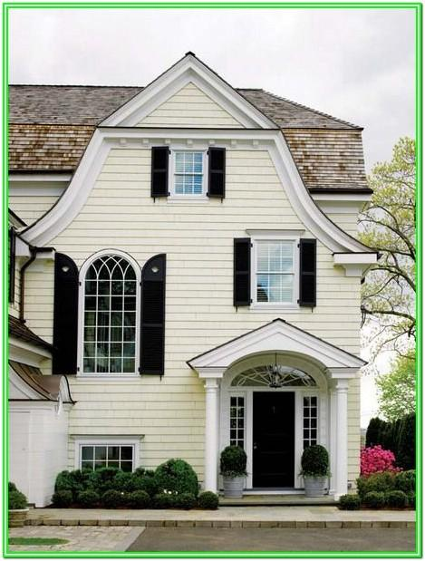 Latest Exterior House Paint Colors