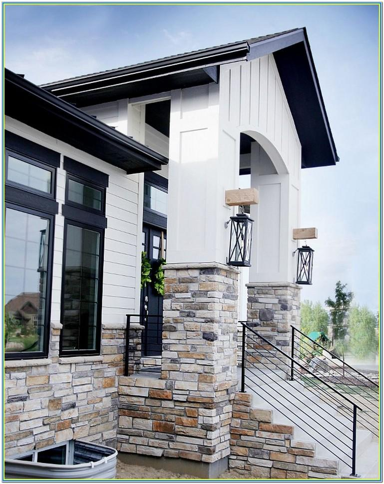 Modern Exterior Home Colors 2018