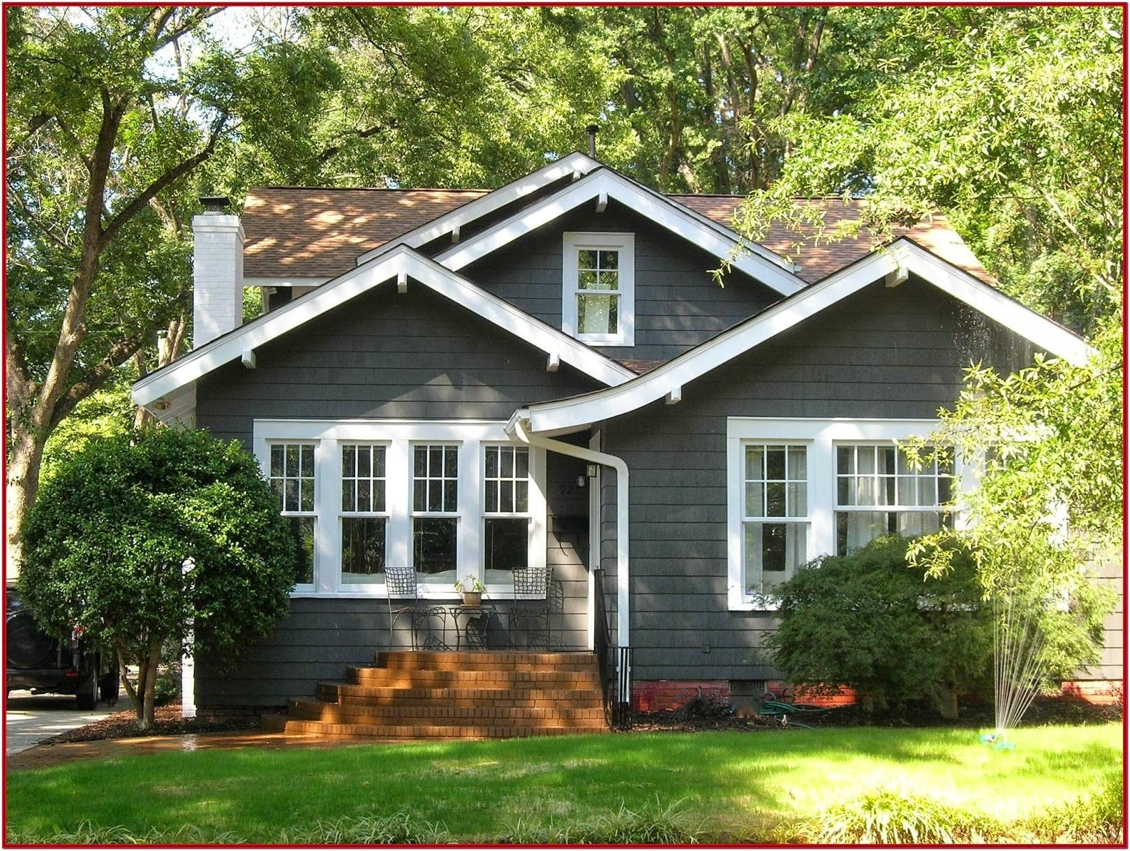 Modern Exterior Paint Color Schemes