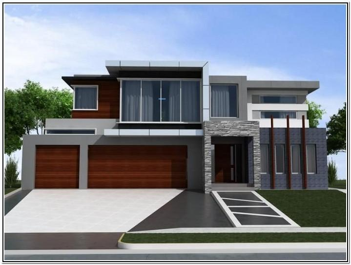 Modern Home Exterior Color Ideas