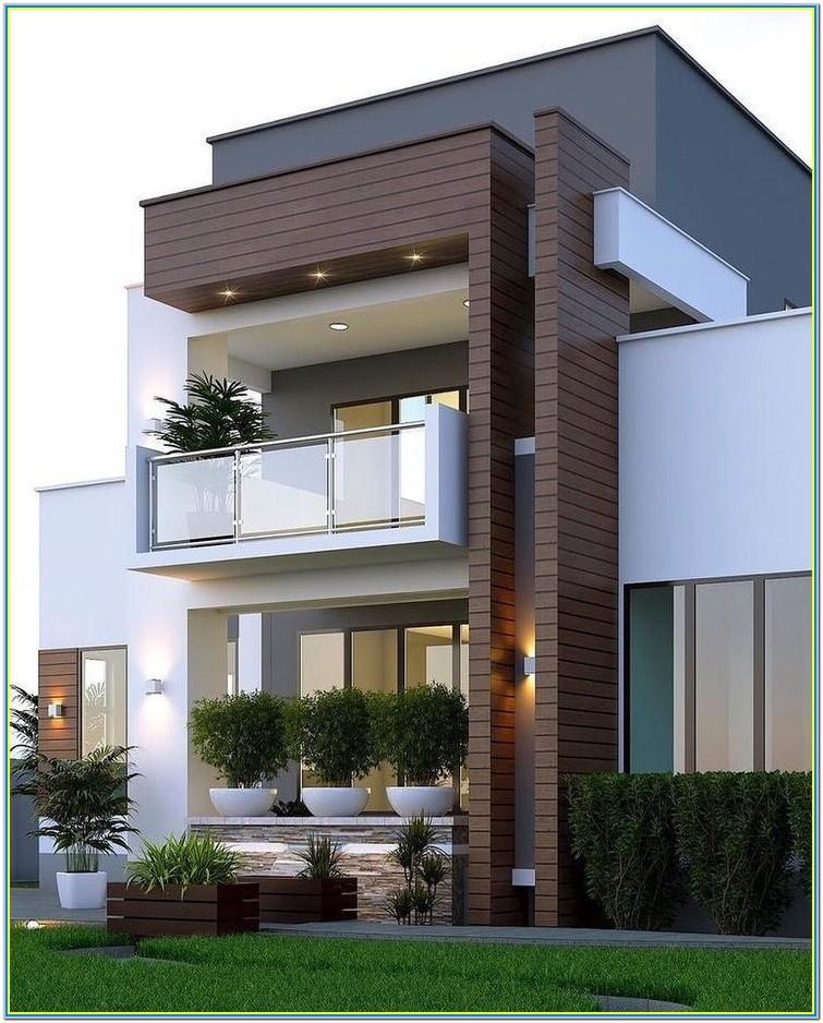 Modern House Exterior Colors 2019