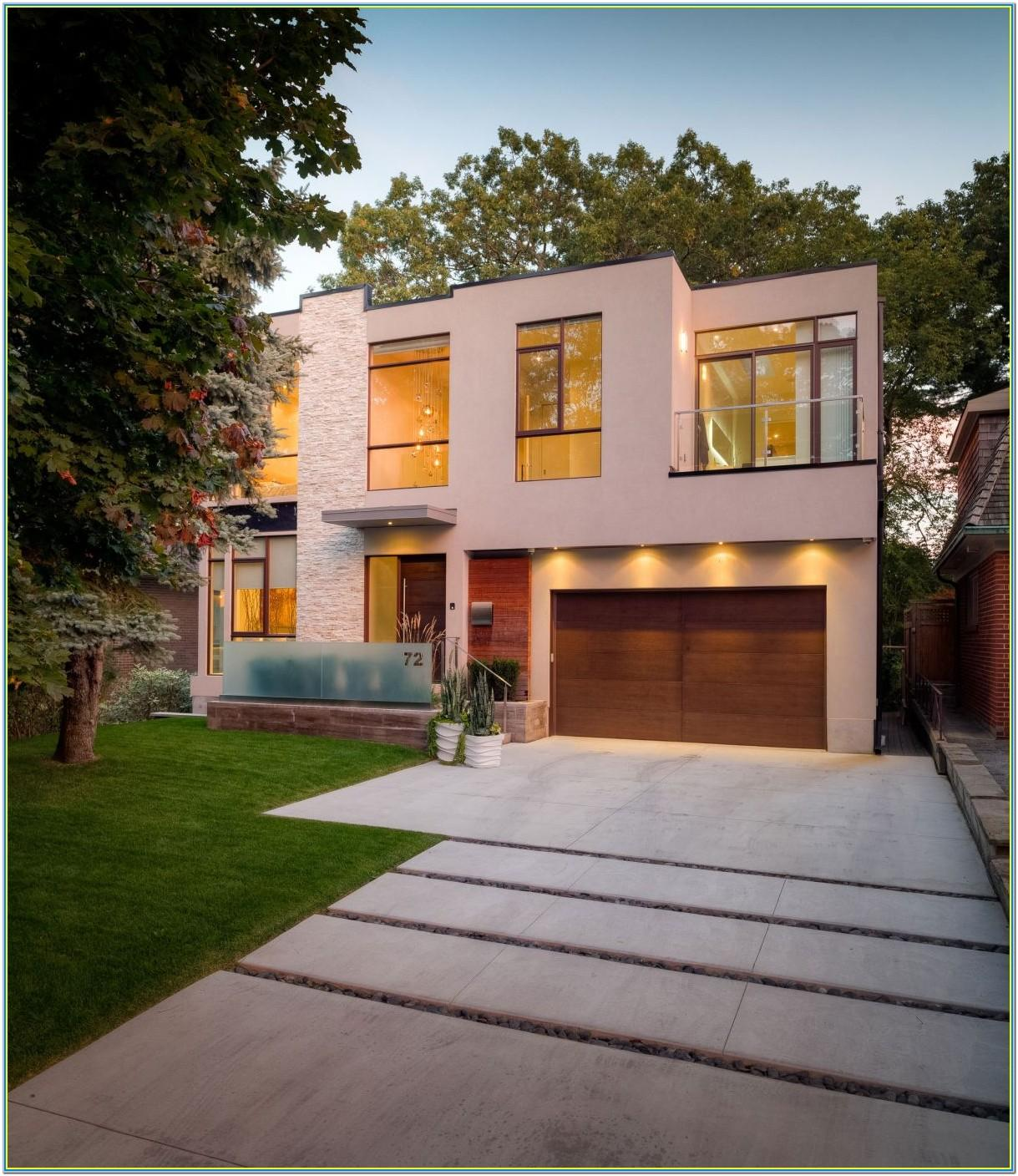 Modern House Exterior Paint Colours
