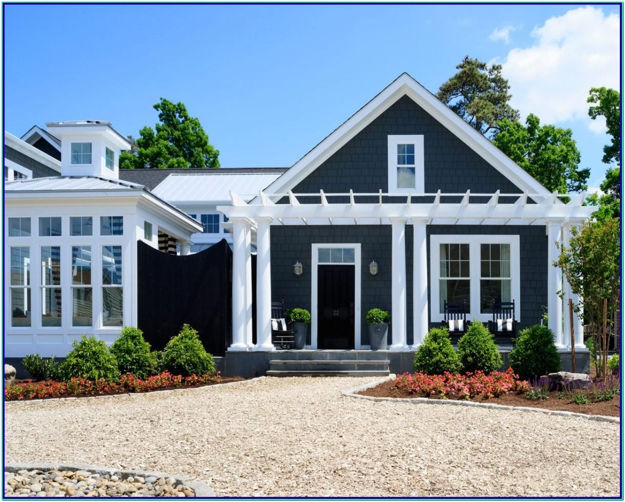 most popular paint colors for house exterior