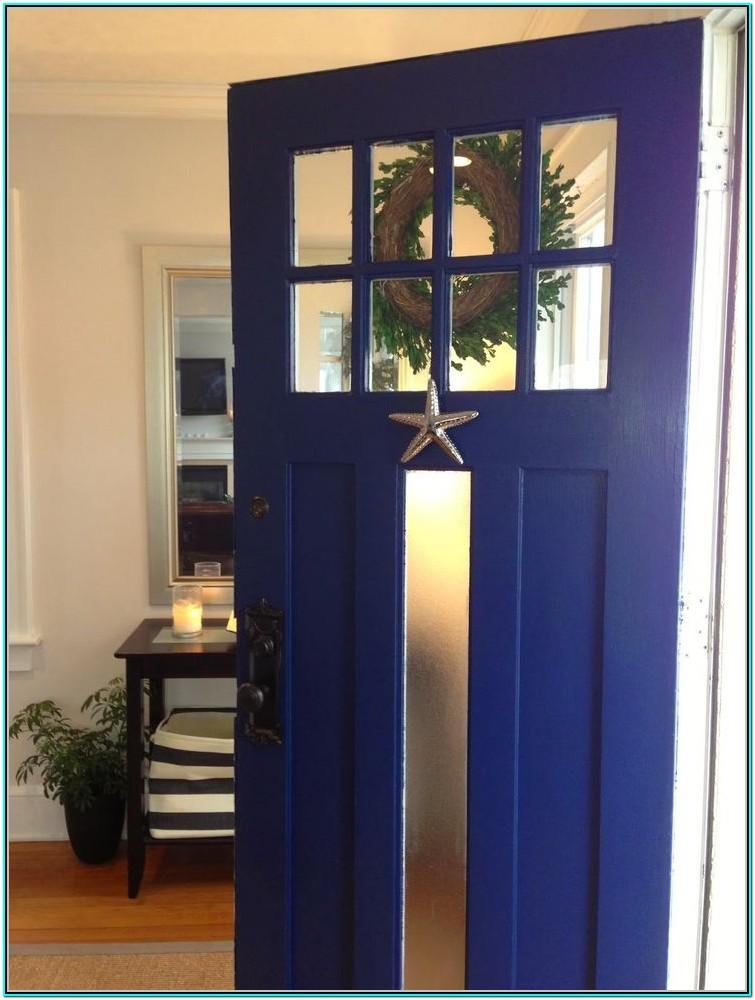 Navy Blue Front Door Colors Benjamin Moore