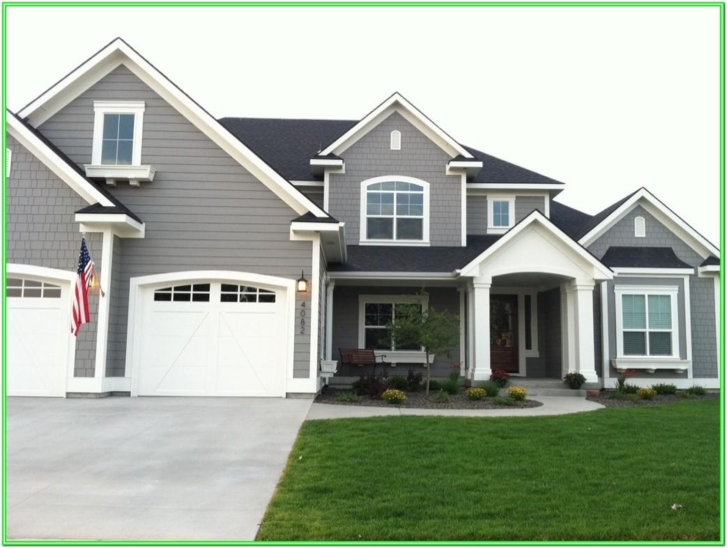 New Exterior Home Colors