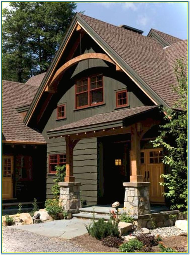 Paint Color Schemes For House Exterior