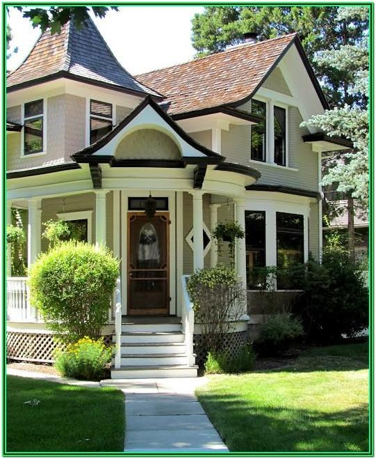 Paint Colors Exterior Victorian Homes