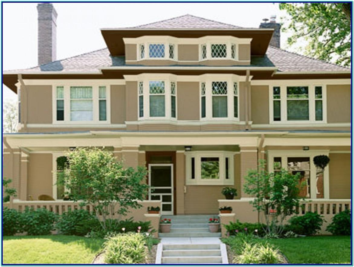 Paint Combinations For House Exterior
