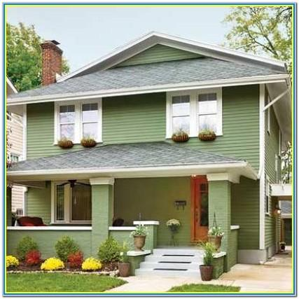 Paint Exterior House Colours