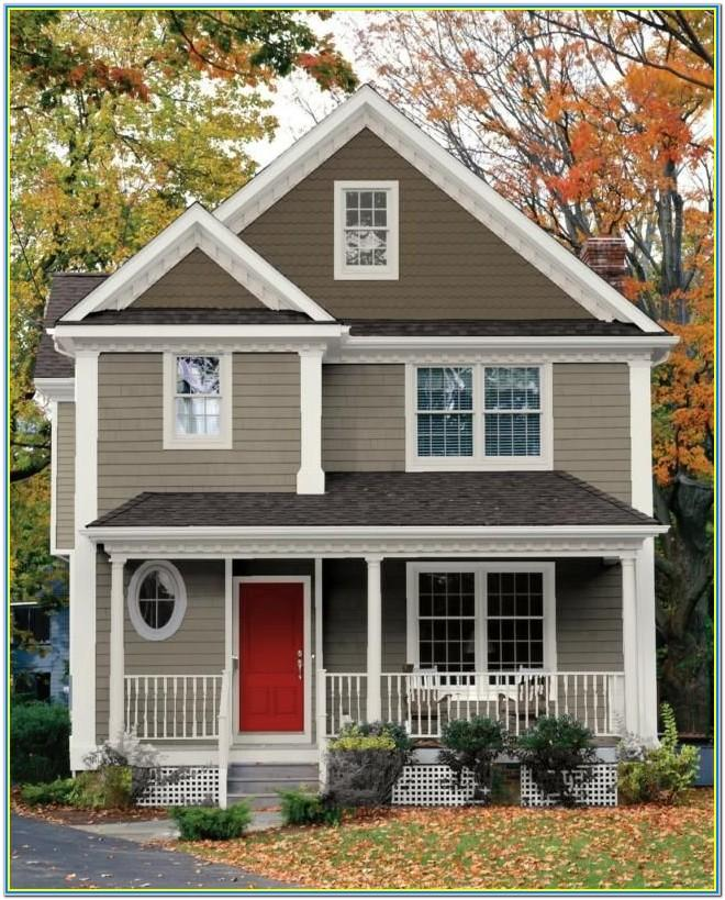 Paint House Exterior Color Combinations
