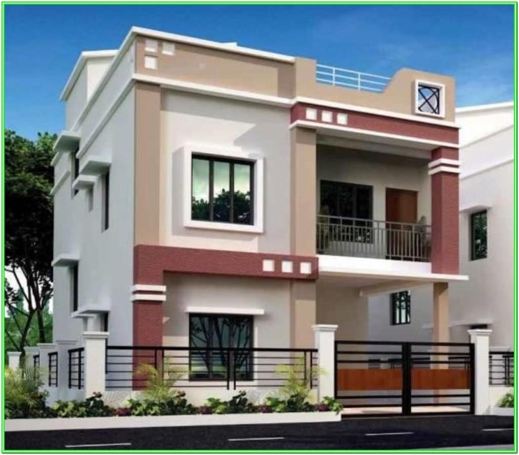 sample exterior house color combination