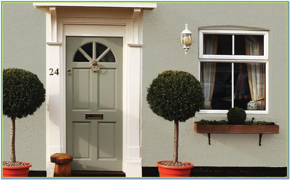 Sandtex Exterior Paint Colours