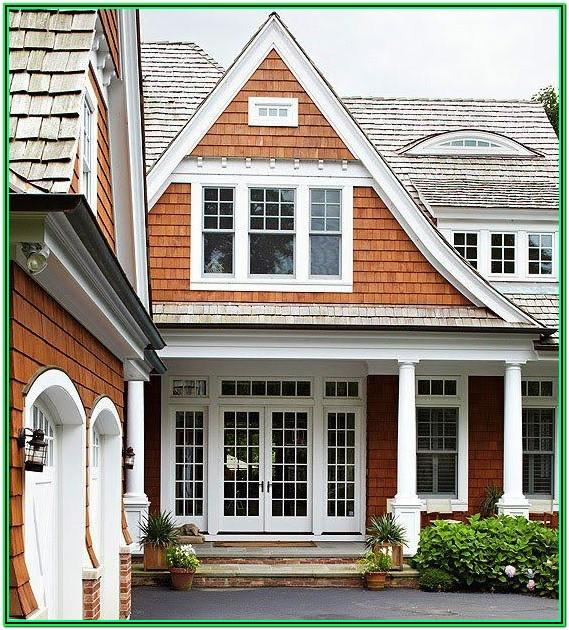 Top 10 Exterior House Colours