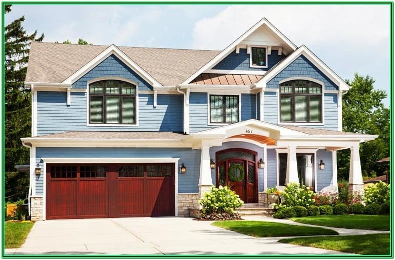 Top Exterior Home Colors 2018