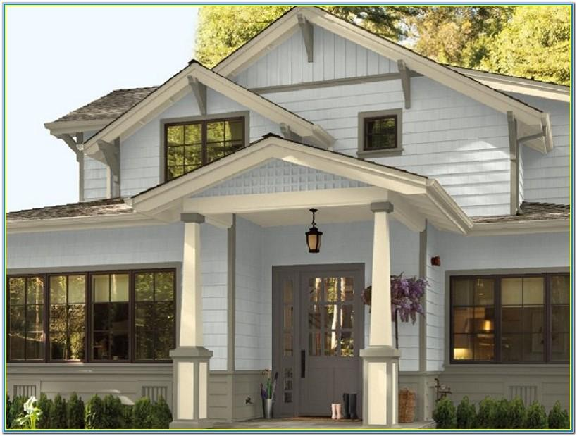 Top Exterior House Paint Colors 2019