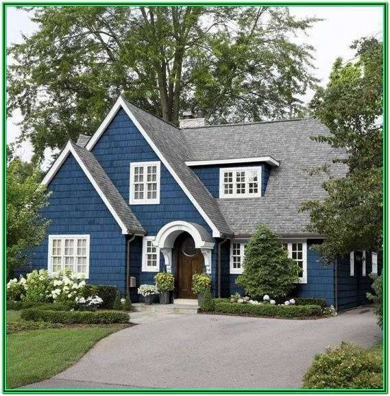 Top House Exterior Colors 2019