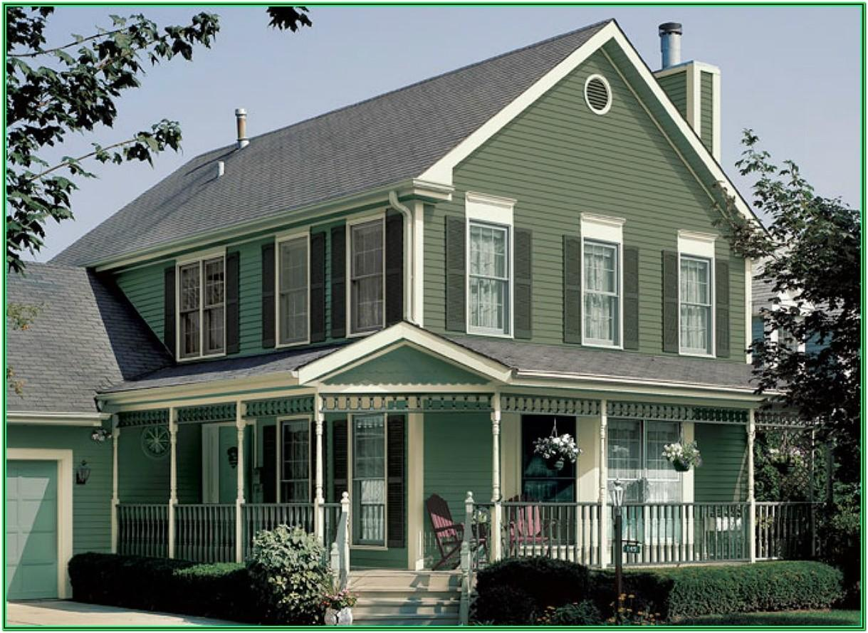 Top Selling Exterior House Color