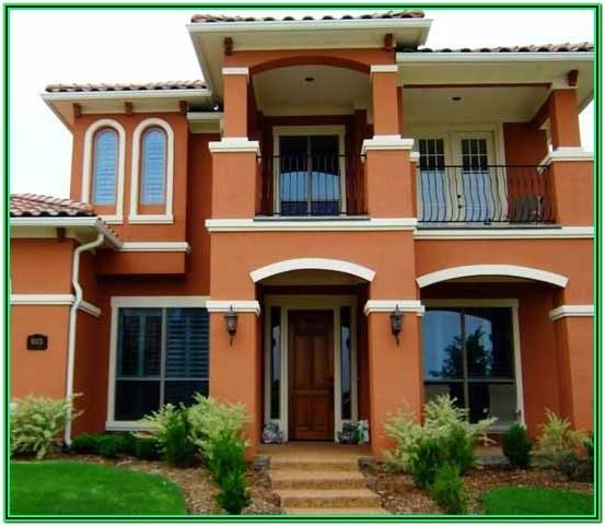Vastu Colours For Exterior House