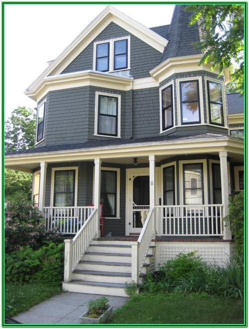Victorian Exterior Paint Colors Uk