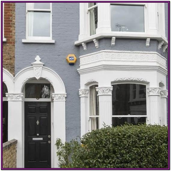 Victorian House Exterior Paint Colours Uk