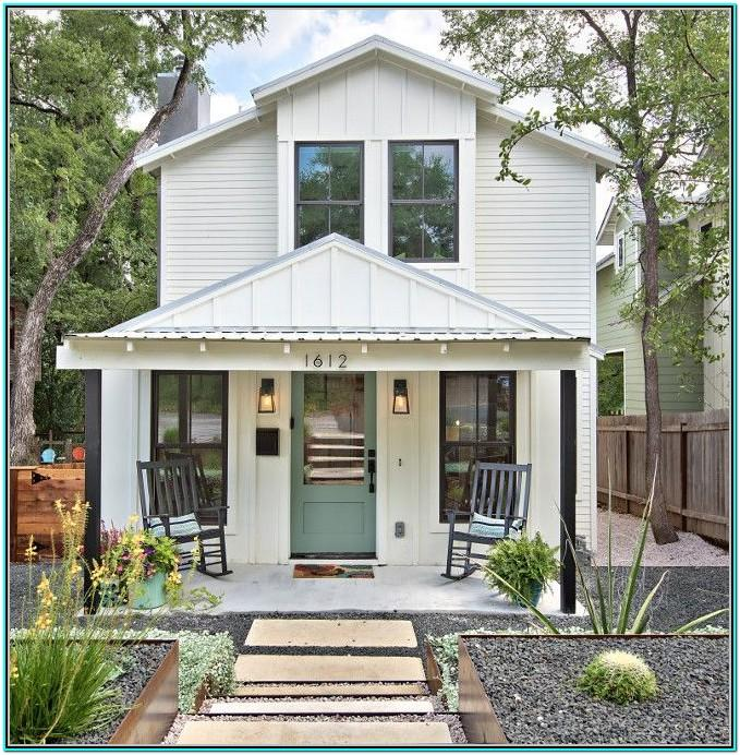 White Exterior Paint Colors 2018