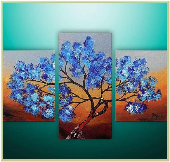 3 Small Canvas Painting Ideas