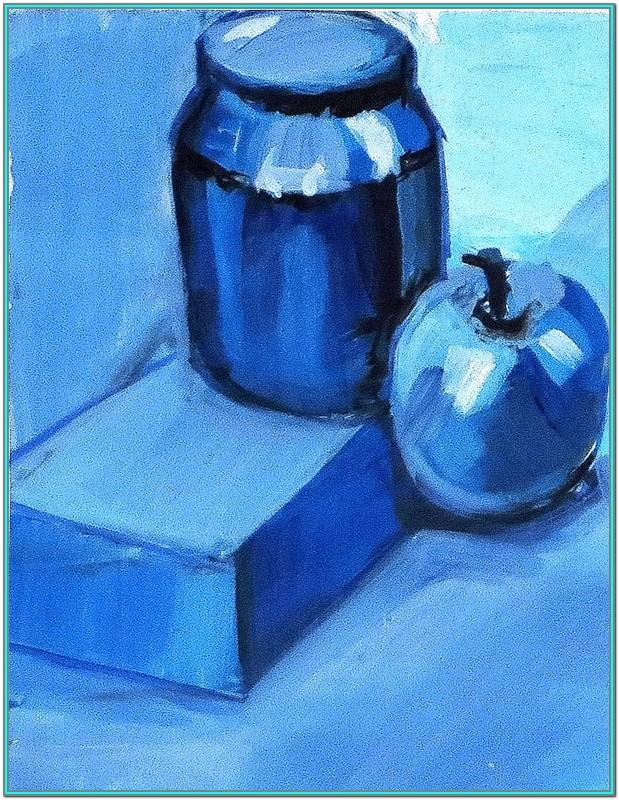 40 easy still life painting ideas for beginners