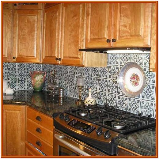 6 painted backsplash ideas
