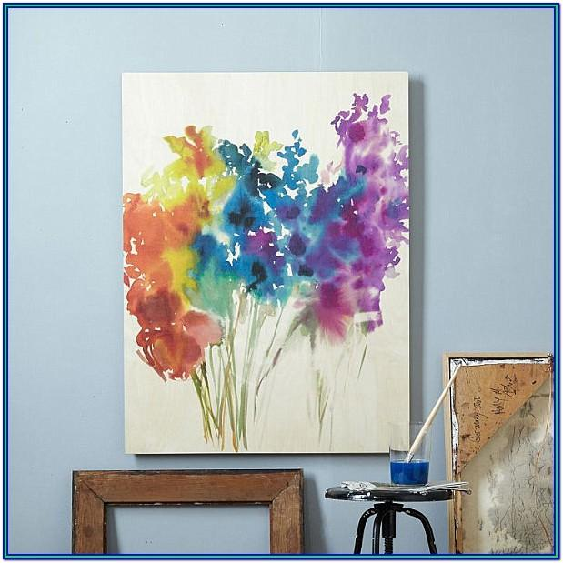 Abstract Painting Ideas Diy