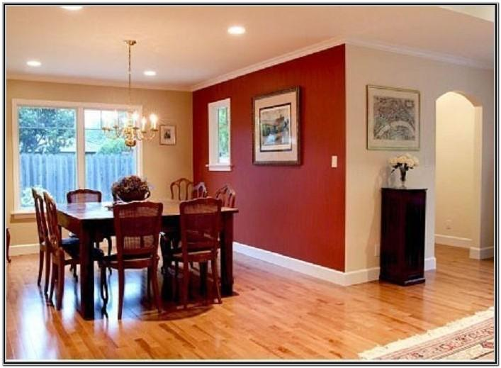 Accent Wall Color Ideas For Dining Room