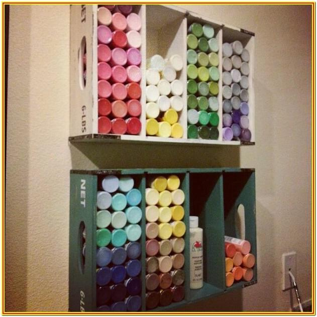 Acrylic Paint Craft Ideas