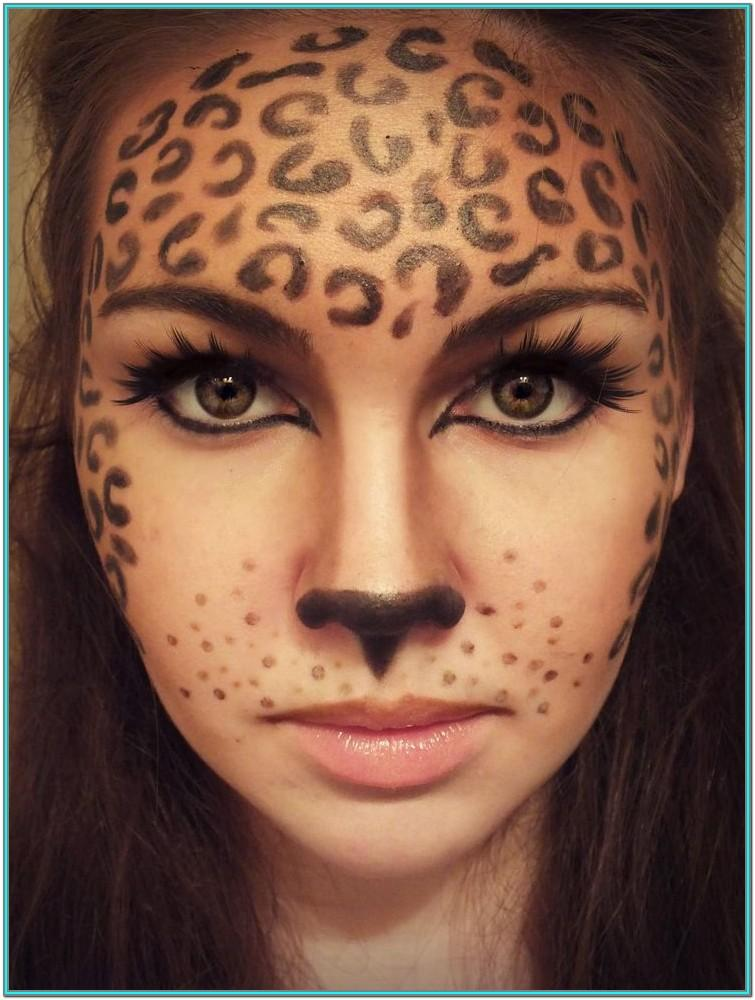 Animal Face Painting Ideas