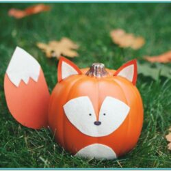 Animal Pumpkin Painting Ideas