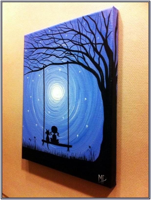 Art Canvas Painting Ideas