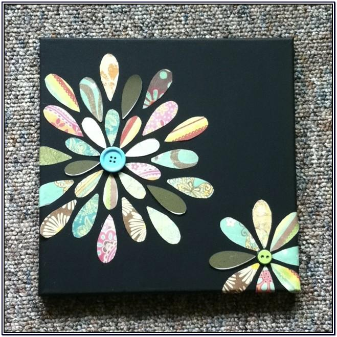 arts and crafts painting ideas