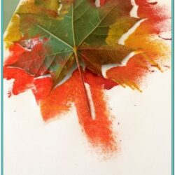 Autumn Leaves Painting Ideas