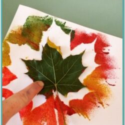 Autumn Painting Ideas For Toddlers