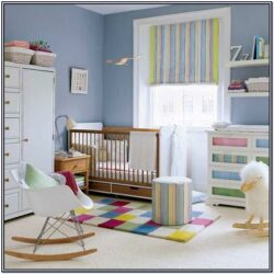 Baby Bedroom Colour Ideas