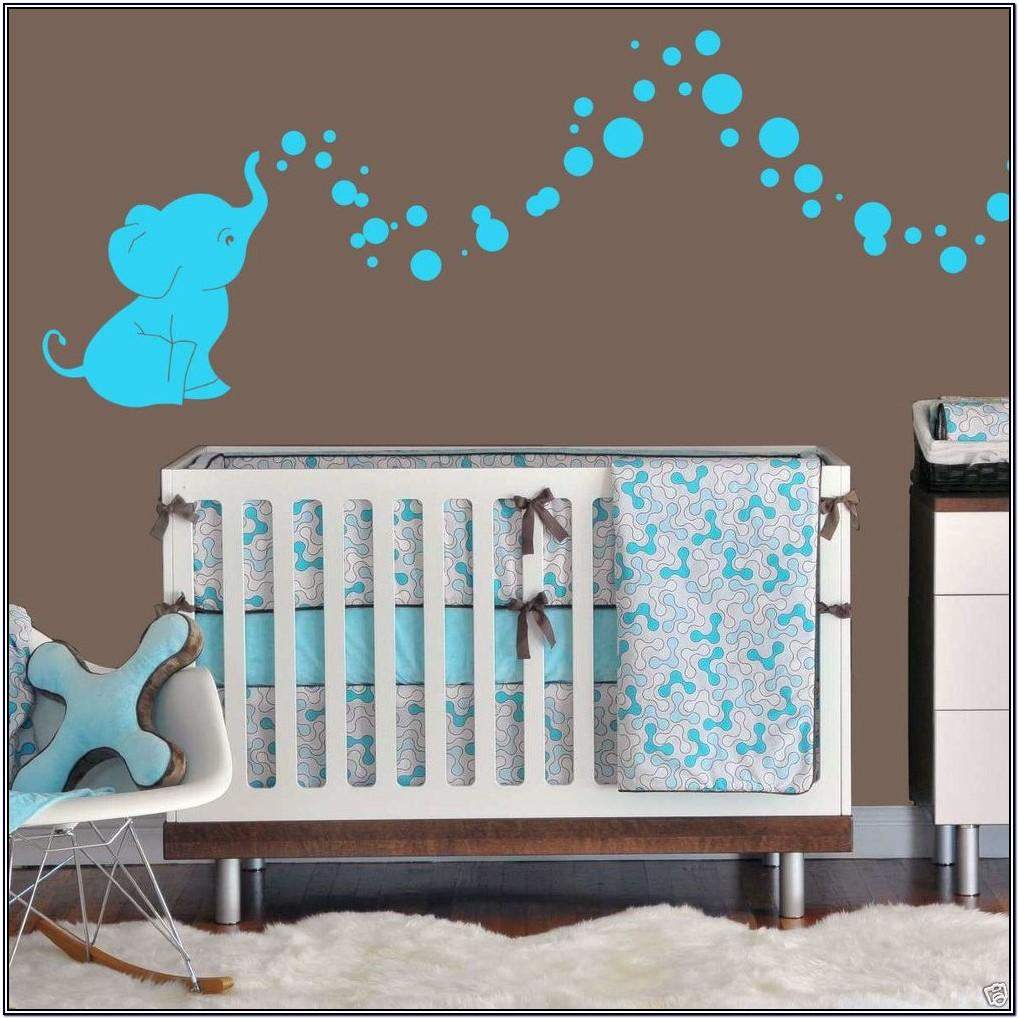 Baby Boy Nursery Wall Decor Ideas