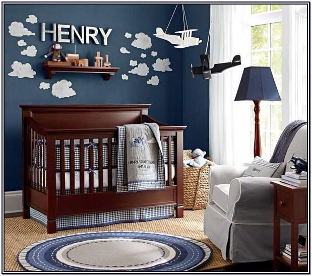 Baby Boy Room Paint Color Ideas