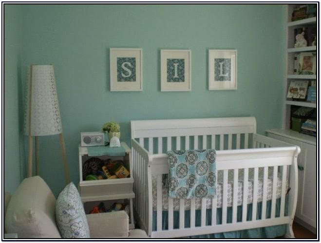 Baby Boy Room Paint Ideas Pictures