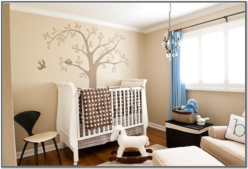 Baby Boy Room Paint Ideas