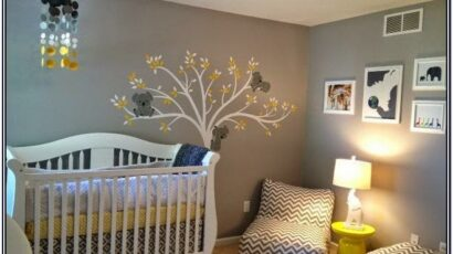 Baby Boy Room Wall Decor Ideas